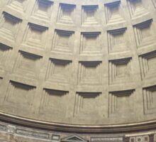 Italian Dome  Sticker