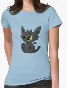 How To Train Your Dragon, Toothless Womens Fitted T-Shirt