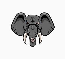 Elephant Face Unisex T-Shirt