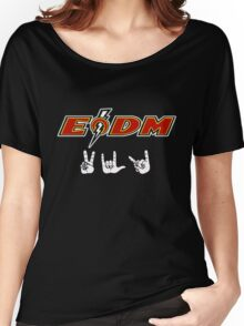 EODM - Peace Love Death Metal Women's Relaxed Fit T-Shirt