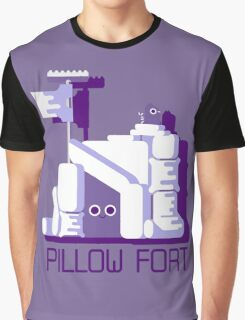 Pillow Fort Graphic T-Shirt