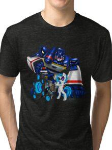The Sonic Duo Tri-blend T-Shirt