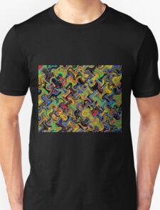 Primary & Secondary Color Design 2Q T-Shirt