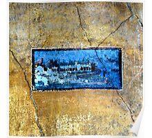 Window into the Past-Pompeii Poster