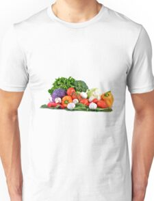 Vegetables Unisex T-Shirt