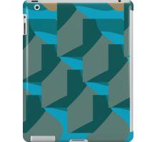Facets Moss iPad Case/Skin