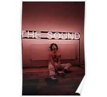 THE 1975 - THE SOUND - MATTY HEALY Poster