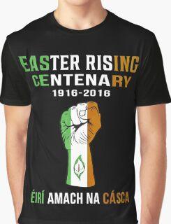 Easter Rising Centenary T Shirt 1916 - 2016 Graphic T-Shirt