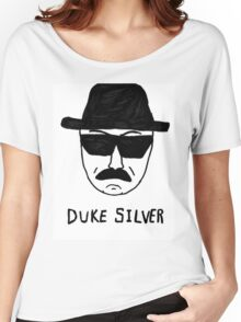 Duke Silver Women's Relaxed Fit T-Shirt