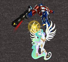 Celestia Heeds the Call of the Last Prime Unisex T-Shirt
