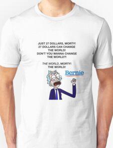 rick bernie sander T-Shirt