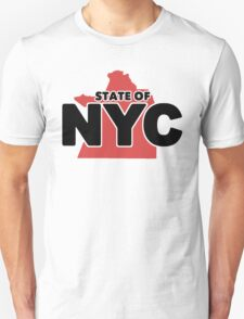State of NYC T-Shirt