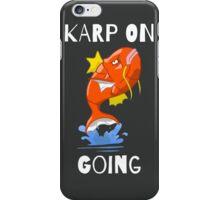 KARP ON iPhone Case/Skin