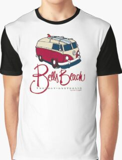 Tourist Bus Graphic T-Shirt