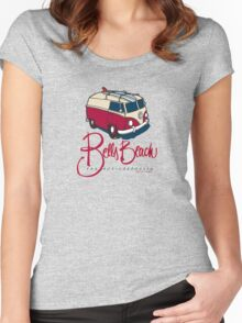 Tourist Bus Women's Fitted Scoop T-Shirt