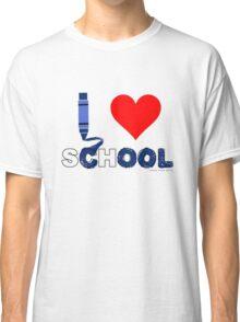 Cool ! I love school Classic T-Shirt