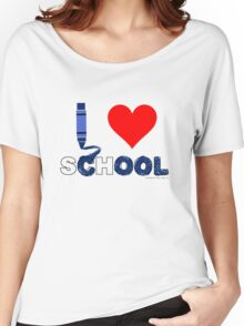 Cool ! I love school Women's Relaxed Fit T-Shirt