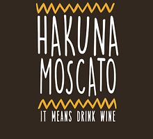HAKUNA MOSCATO Womens Fitted T-Shirt