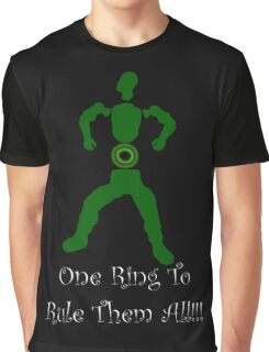 One Ring, O-ring  Graphic T-Shirt