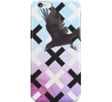 Crow Flight iPhone Case/Skin