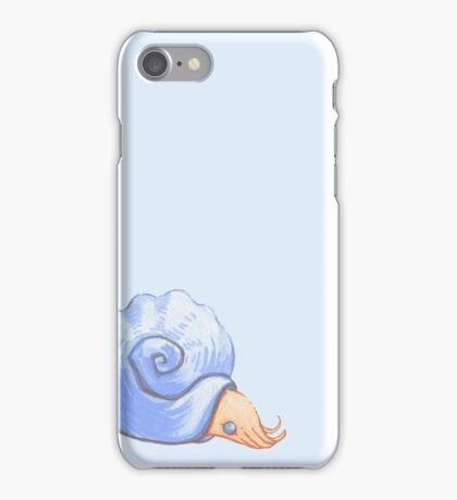 adequate ammonite iPhone Case/Skin