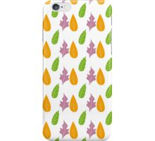 Bright Forest Leafes  iPhone Case/Skin