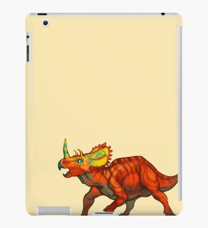 Regaliceratops peterhewsi iPad Case/Skin