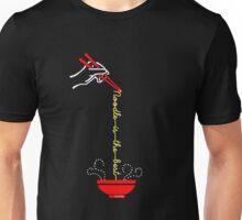 Noodle is the best Unisex T-Shirt