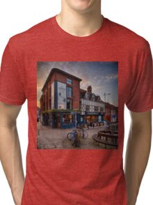 St Andrews Brew House, Norwich Tri-blend T-Shirt