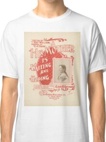 Mother's Day Card Classic T-Shirt