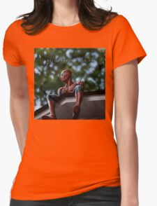 Forest Hills NY Womens Fitted T-Shirt