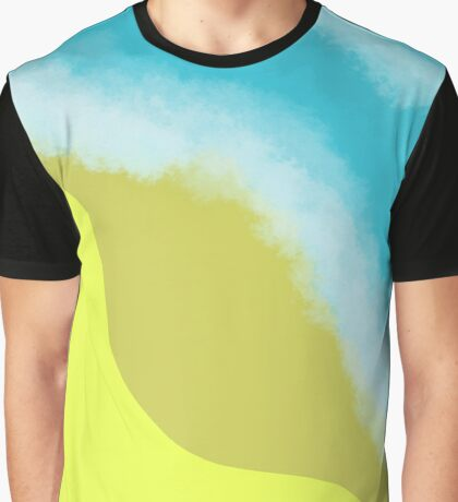 Tidal Wave Graphic T-Shirt