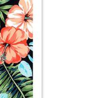 Gamma Floral Geek Letter Sticker