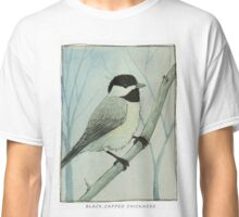 Black-capped Chickadee Classic T-Shirt