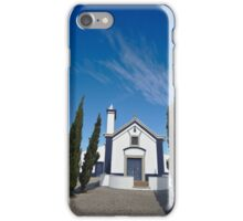 Facade of church of St. Anthony in Portugal iPhone Case/Skin