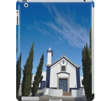 Facade of church of St. Anthony in Portugal iPad Case/Skin