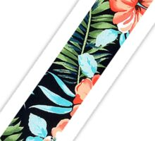 Zeta Floral Greek Letter  Sticker