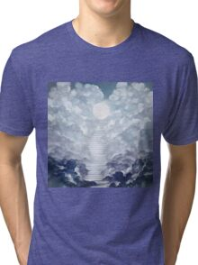 astral projection. Tri-blend T-Shirt