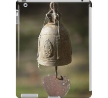 Buddhist Temple Bell (3) iPad Case/Skin
