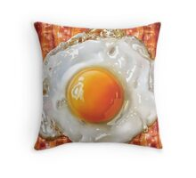 Bacon & Eggs Throw Pillow