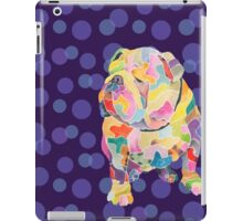 Cuthbert (a dog of new york) iPad Case/Skin
