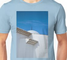 Architectural detail of church of St. Anthony in Portugal Unisex T-Shirt