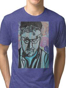 David Foster Wallace  Tri-blend T-Shirt
