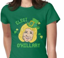 Elect O'Hillary Womens Fitted T-Shirt