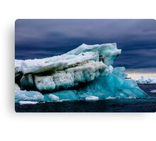 Antarctic Iceberg Canvas Print