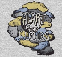 Heart in the Clouds Kids Tee
