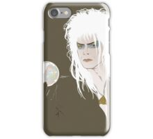 Jareth My King iPhone Case/Skin