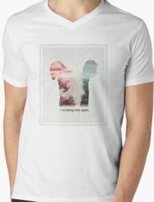 Kylo Ren - I'm Being Torn Apart Mens V-Neck T-Shirt
