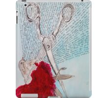 Break my Heart  iPad Case/Skin