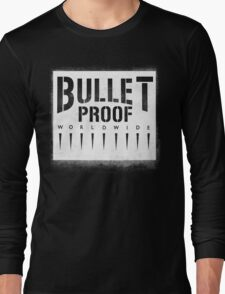 Bulletproof Worldwide Long Sleeve T-Shirt